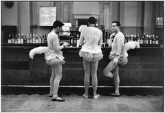 New York City, 1956 - Elliott Erwitt (Black and White Photography)
