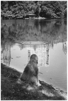 New York City, 1990 - Elliott Erwitt (Black and White Photography)