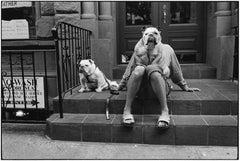 New York City, 2000 - Elliott Erwitt (Black and White Photography)