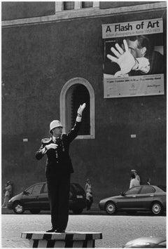 Rome, 2004 - Elliott Erwitt (Black and White Photography)