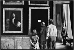 Versailles, 1975 - Black and White Photography