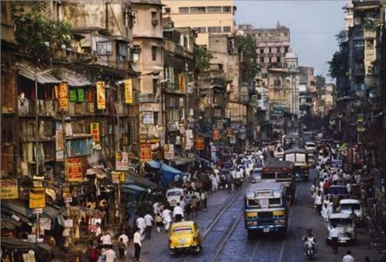 Steve McCurry Color Photograph - Calcutta, India, 1996