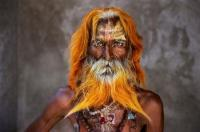 Rabari Tribal Elder, Rajasthan, India, 2010