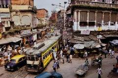 Tram, Calcutta, India, 1996