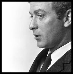 Michael Caine, 1964 - Brian Duffy (Portrait Photography)
