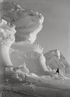 Huge Ice Bastions of the Castle Berg, 17 September 1911
