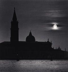 Basilica di San Giorgio Maggiore, Venice, Italy, 1980 - Michael Kenna
