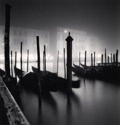Campo San Vio Viewpoint, Grand Canal, Venice, Italy, 2007 - Michael Kenna