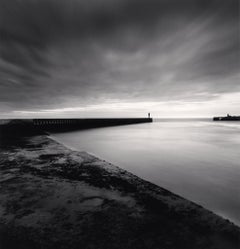 Channel Crossing, Calais, France, 1997 - Michael Kenna (Black and White)