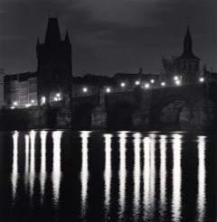 Charles Bridge Study no 10, Prague, Czech Republic, 2007 - Michael Kenna