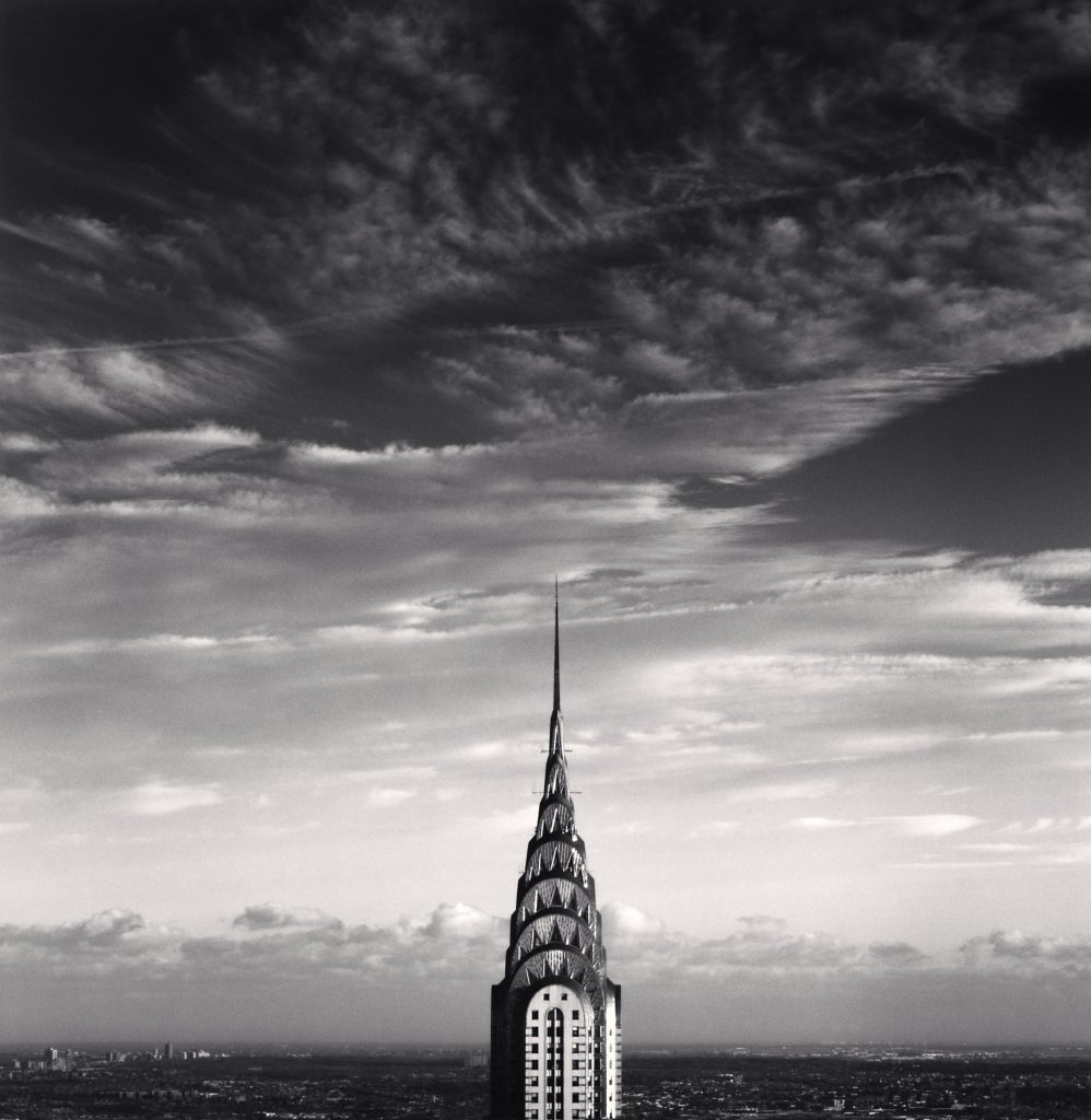 Michael Kenna Black And White Photograph