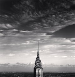 Chrysler Building, Study 3, New York, USA, 2006 - Landscape Photography