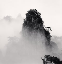 Huangshan Mountains, Study no 11, Anhui, China, 2008 - Landscape Photography