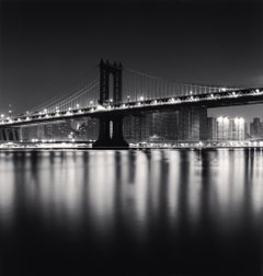 Manhattan Bridge, Study 1, New York, USA, 2006 - Landscape Photography