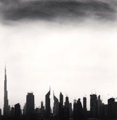 Skyline, Study 3, Dubai, United Arab Emirates, 2009  - Michael Kenna