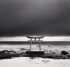 Torii Gate, Shosanbetsu, Hokkaido, Japan, 2004 - Michael Kenna