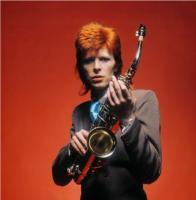 David Bowie, Saxophone, 1973