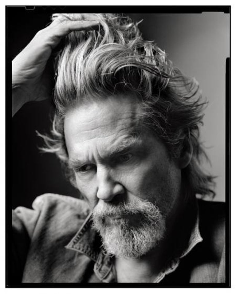 Jeff Bridges, Brooklyn, 2010 - Photograph by Mark Seliger