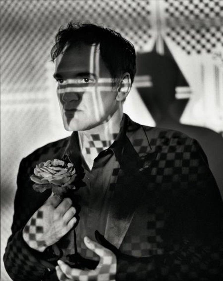 Mark Seliger Portrait Photograph - Quentin Tarantino, Los Angeles, 2009