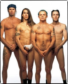 Red Hot Chili Peppers, Los Angeles, 1992