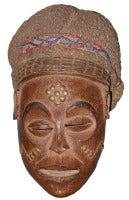 African Chokwe Mask