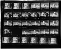 Contact Sheet, Marilyn Monroe, Something's Got to Give, May 23, 1962
