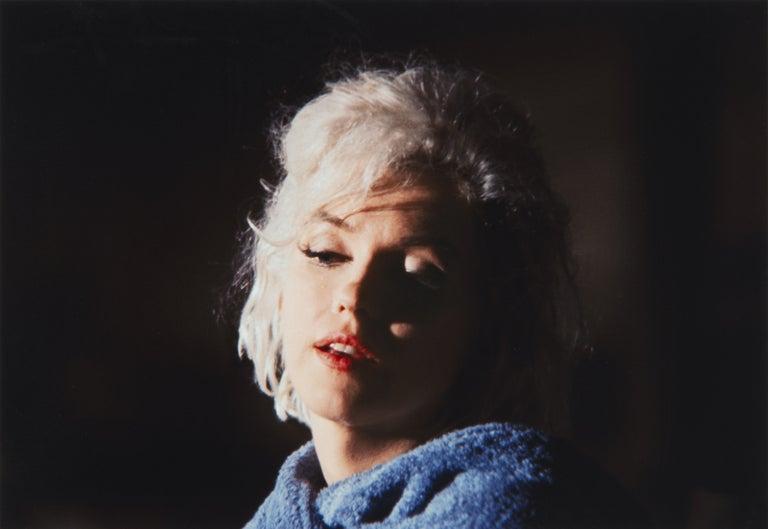 Lawrence Schiller Portrait Photograph - Marilyn 12, No. 15