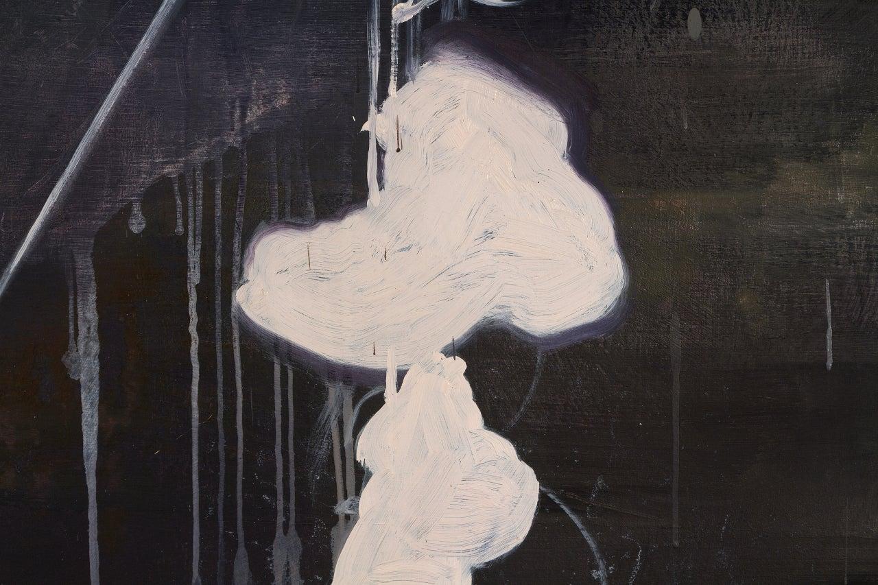 Elephant - Painting by Ruprecht von Kaufmann