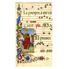 Master of Montemorcino Antiphonary