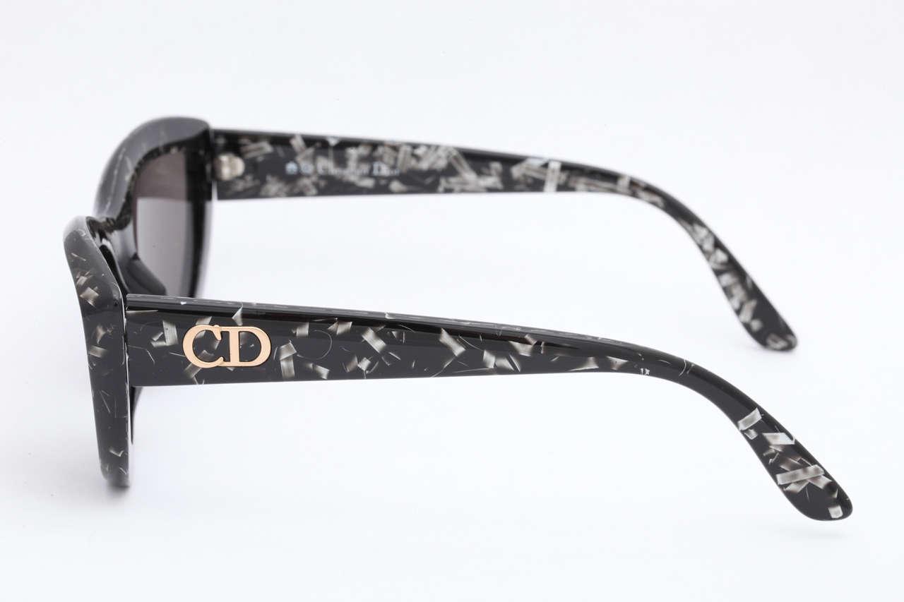 Christian Dior Vintage Cat eye Sunglasses For Sale at 1stdibs