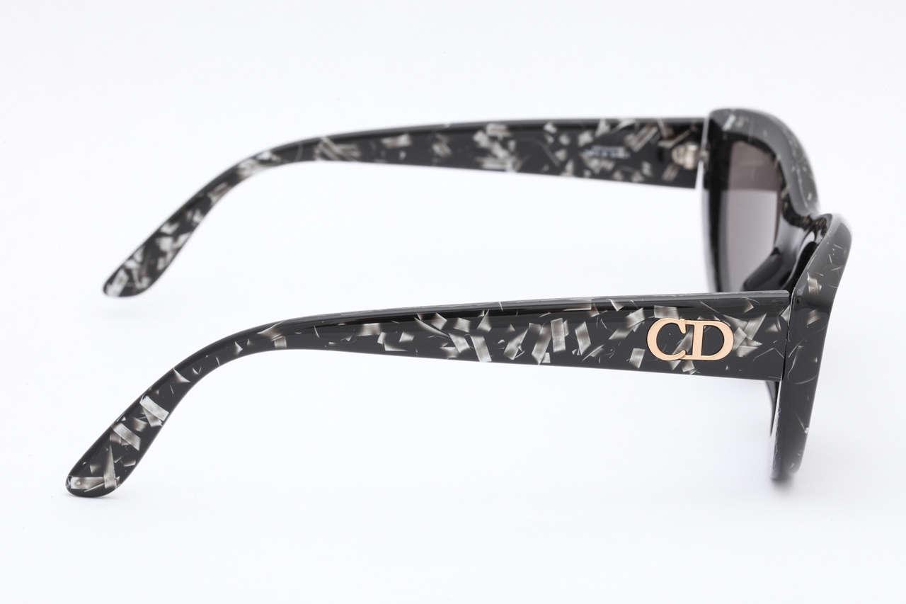 fcc42ce55fc Christian Dior Vintage Cat eye Sunglasses For Sale at 1stdibs