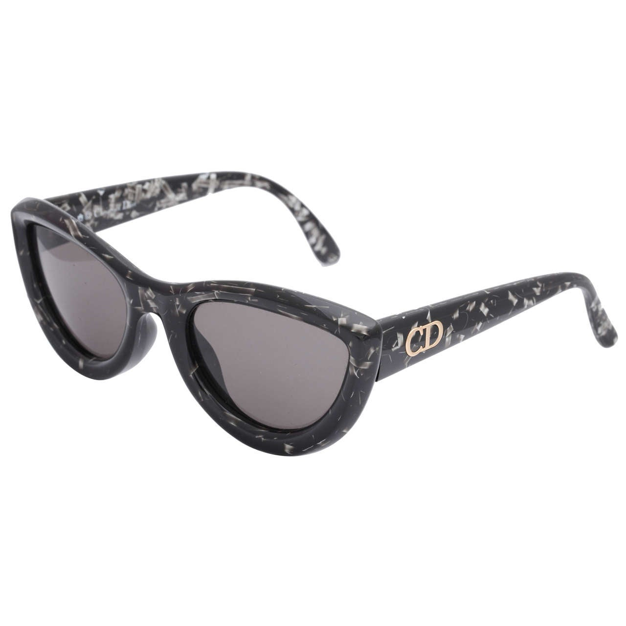Christian Dior Vintage Cat eye Sunglasses