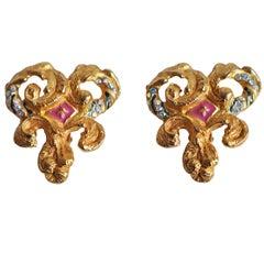 Earrings by CHRISTIAN LACROIX