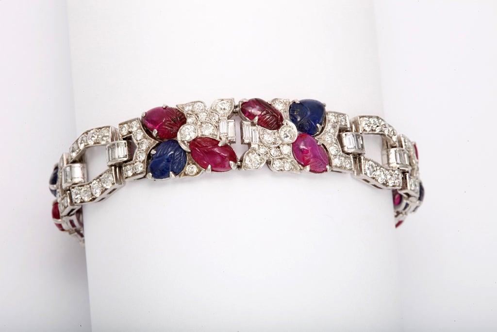 Women's Art Deco Diamond