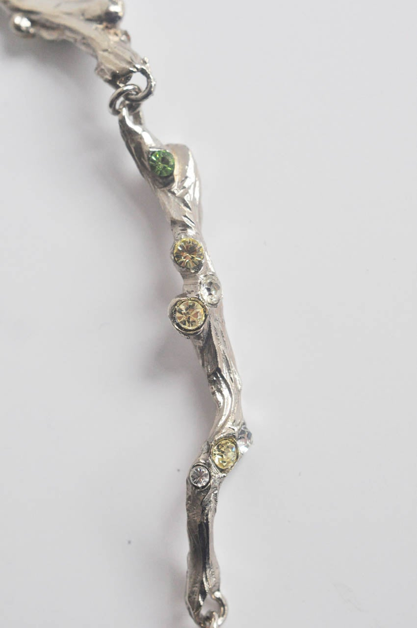 Christian Lacroix Silver-tone Necklace 5