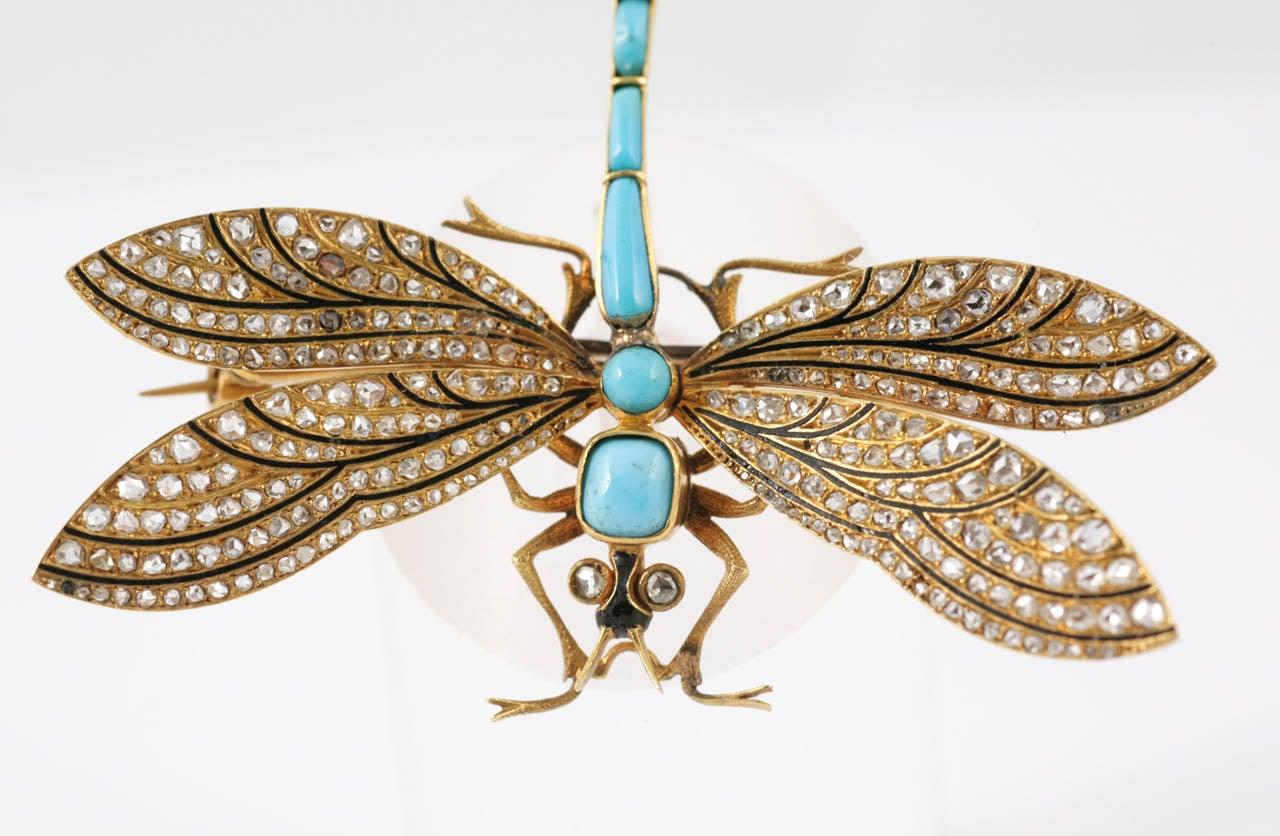 Dragonfly Pin 8
