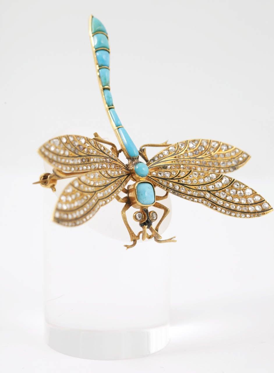 Dragonfly Pin 7