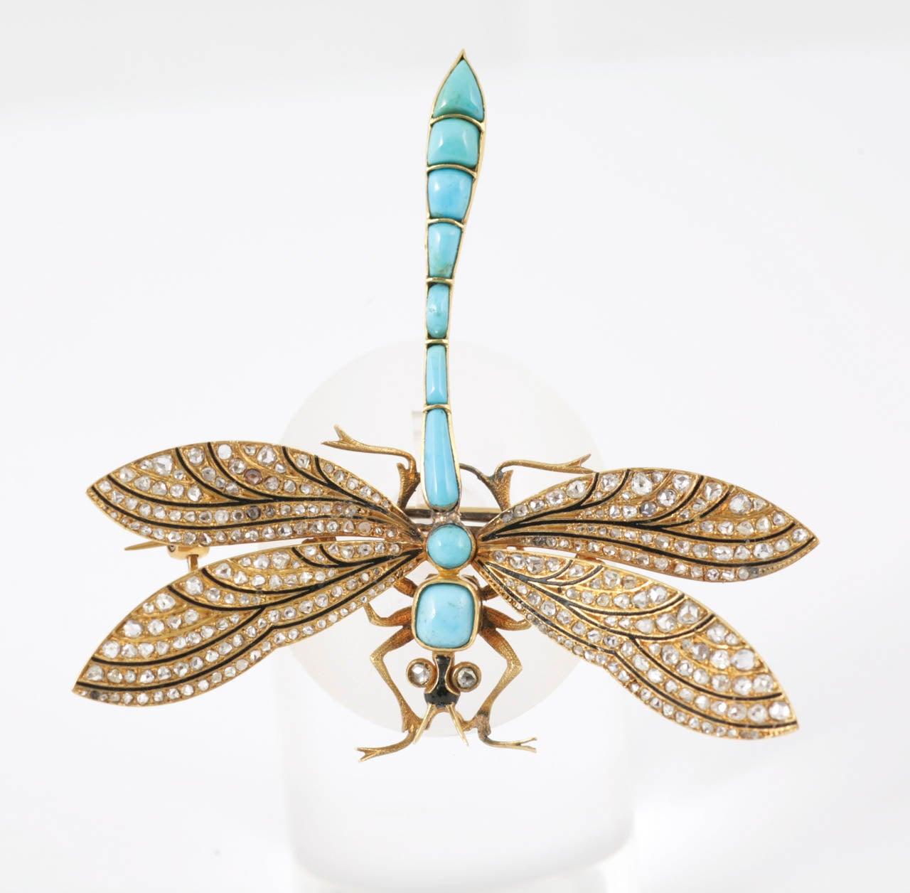 Dragonfly Pin 2