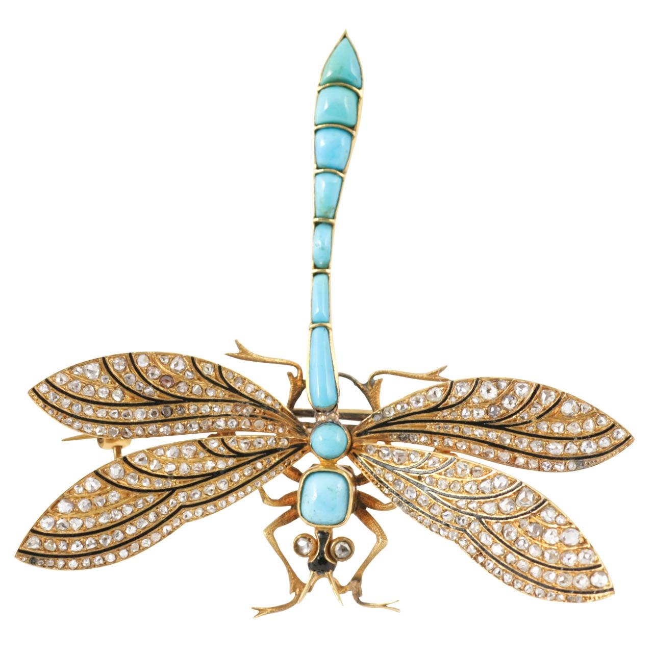 Dragonfly Pin 1