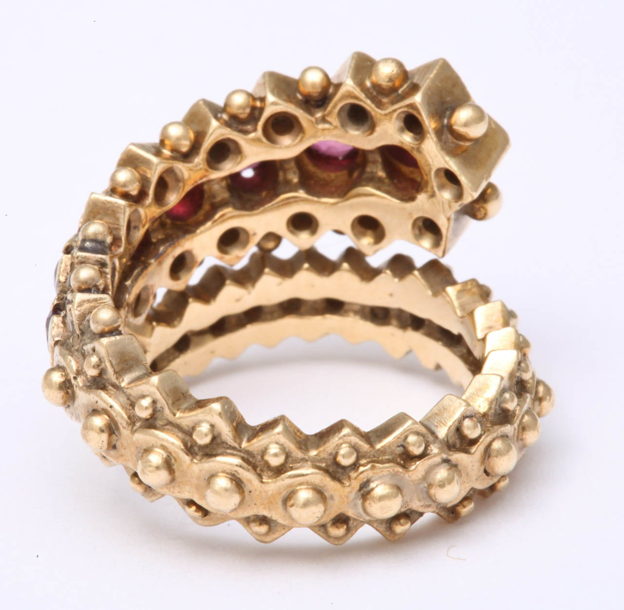 bolt clasp fitting 26mm round 1.5mm wire ring bracelet 7.5-8.5 inch