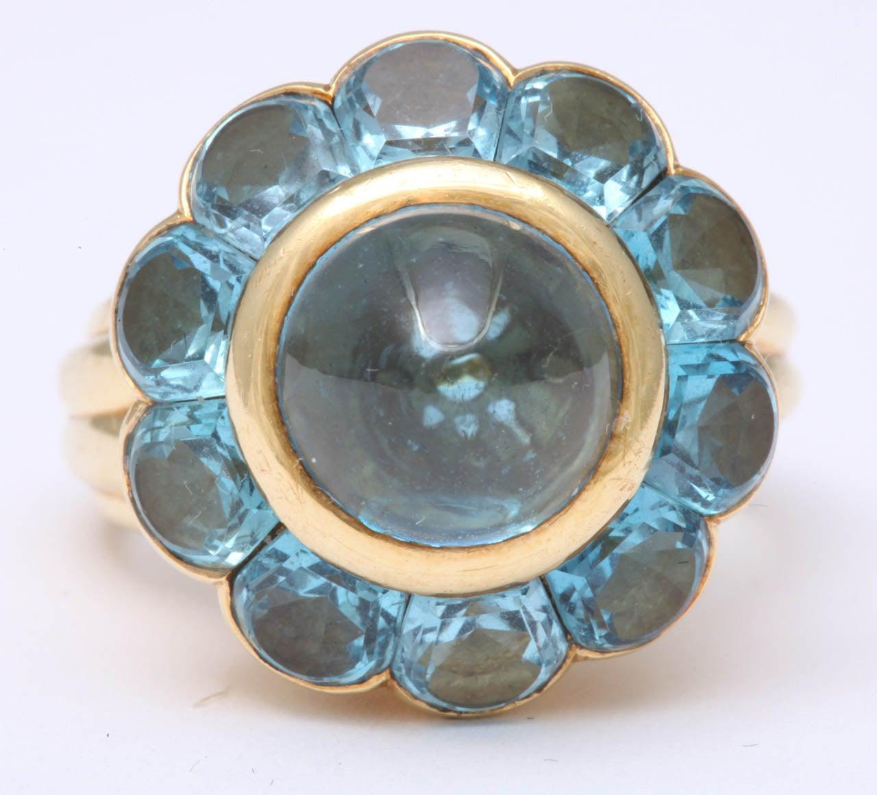 Rayner Blue Topaz Ring 4