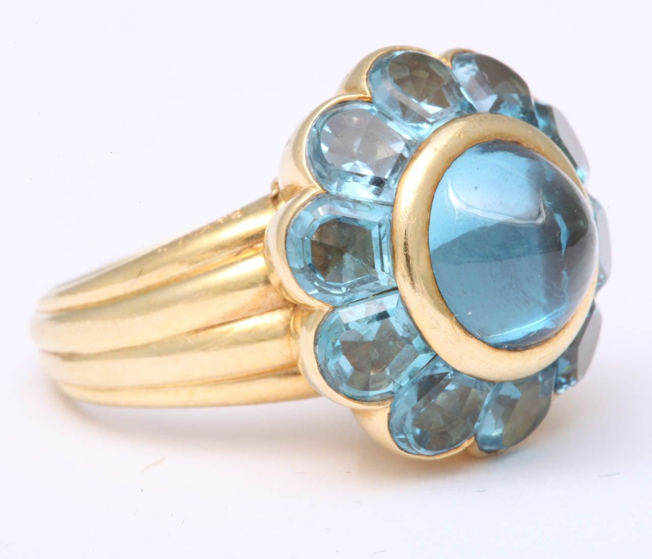Rayner Blue Topaz Ring 5