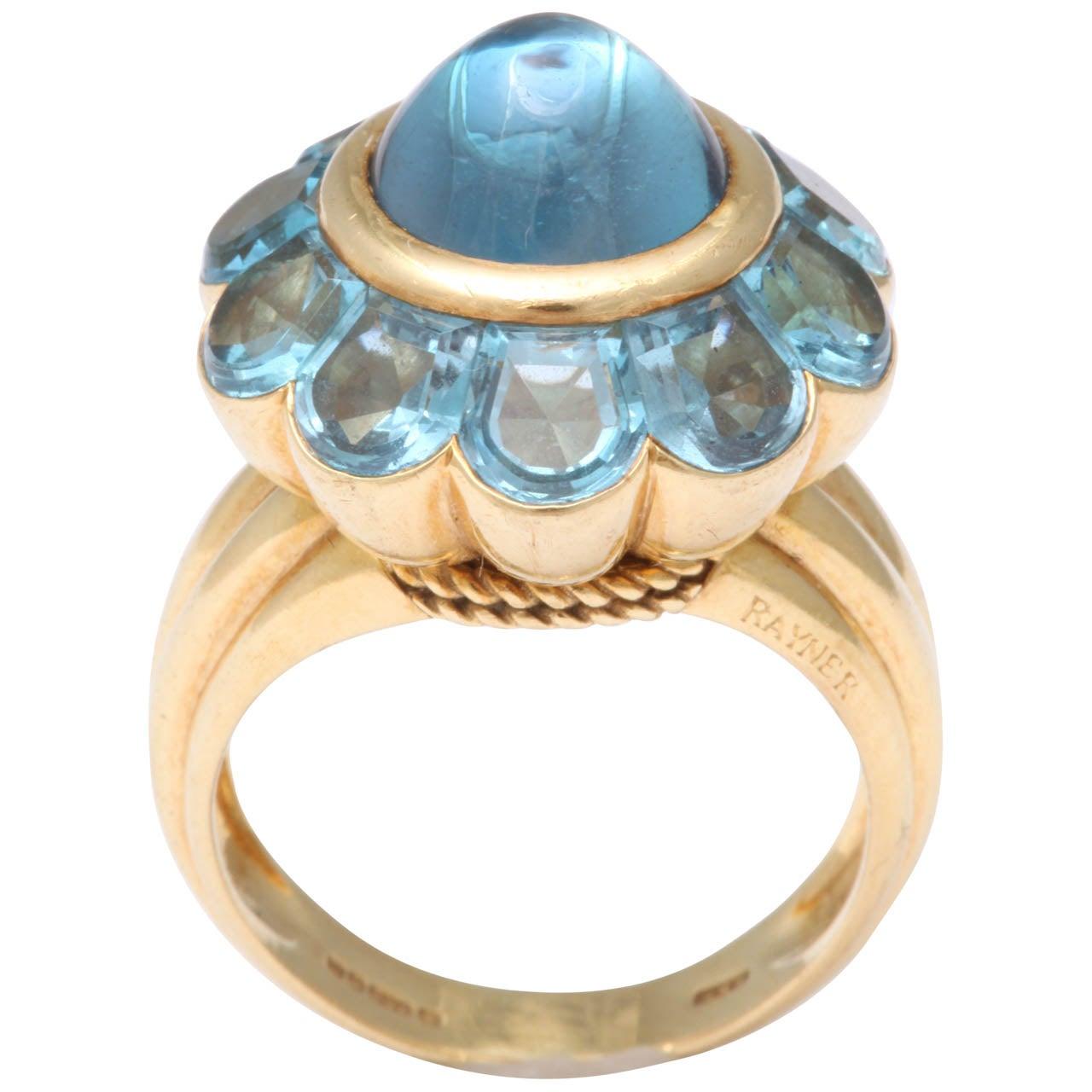 Rayner Blue Topaz Ring 1