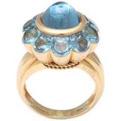 Rayner Blue Topaz Ring