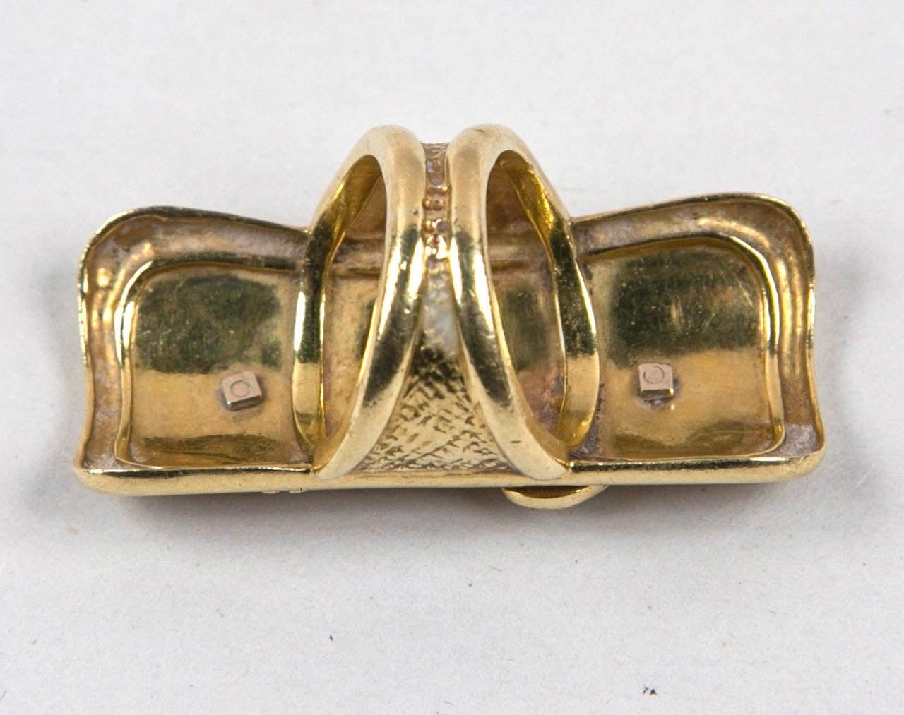 Handmade Gold Ancient Motif Ring Presented by Carol Marks 4