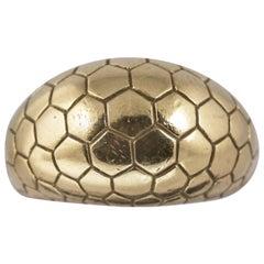 O.J. Perrin Gold Dress Ring