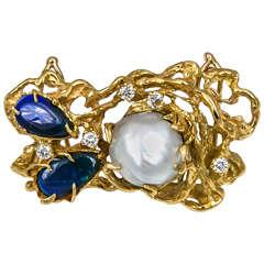 Amazing Arthur King Baroque Diamond Pearl Enhancer