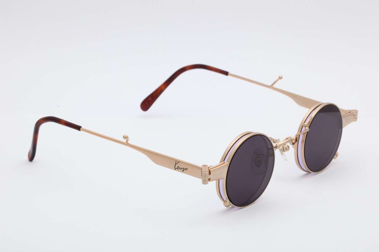 Kenzo Vintage Sunglasses For Sale 2