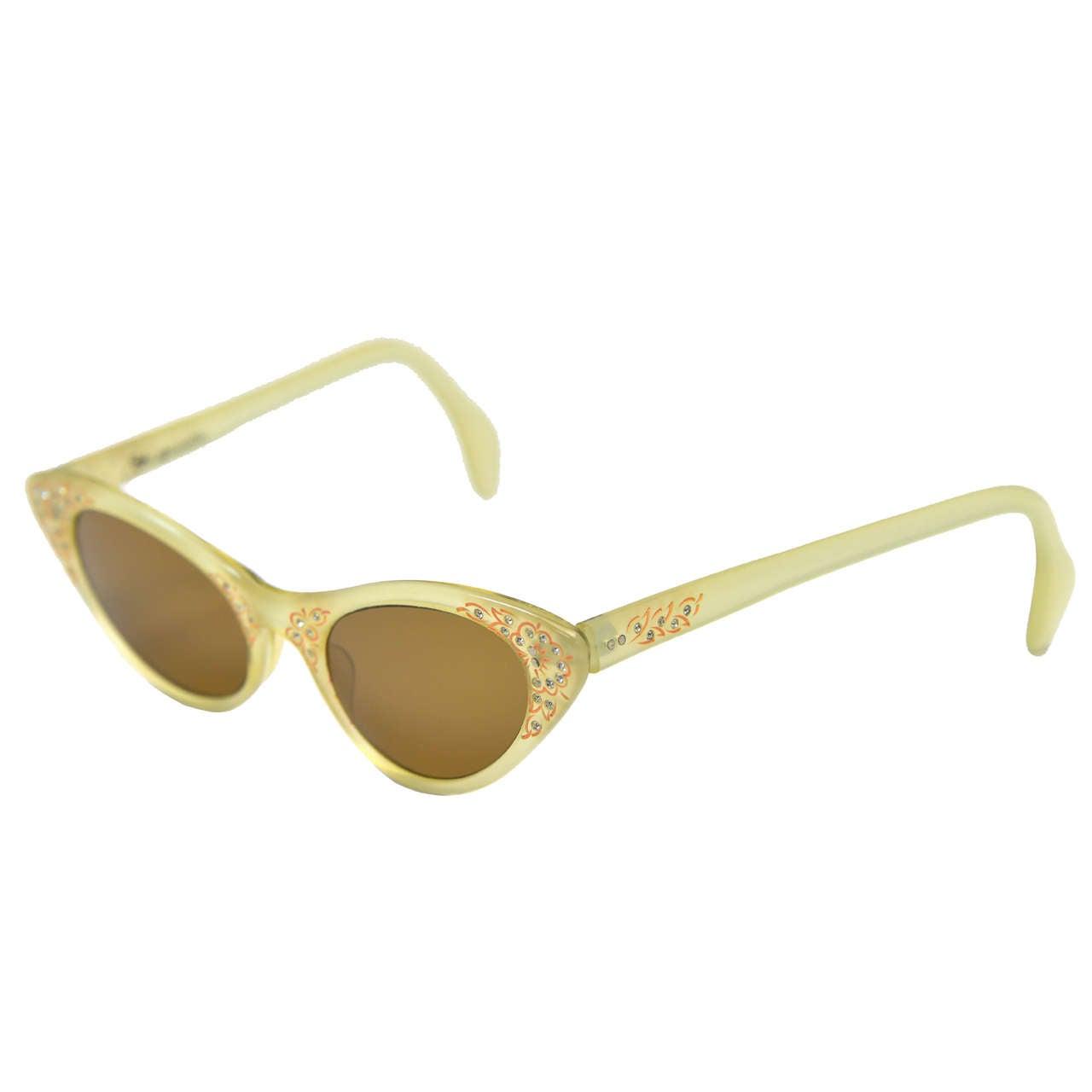 1950s Schiaparelli Sunglasses