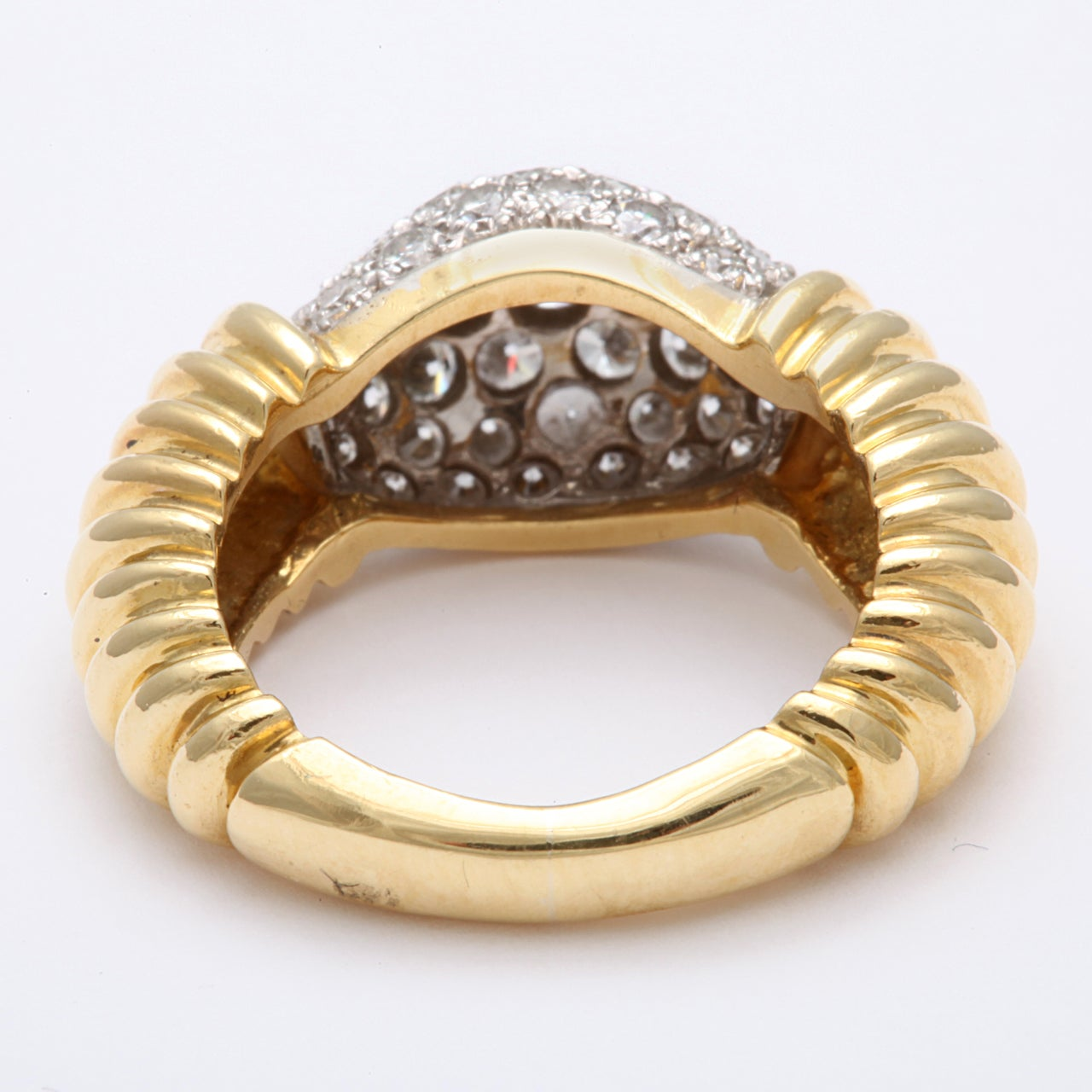 Super Chic Diamond Pinky Ring 6